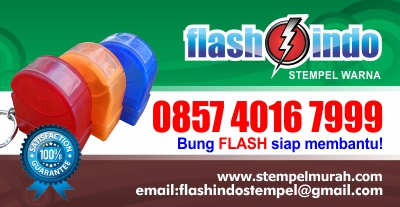 flashindo - stempel warna 1