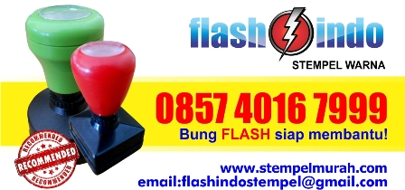 stempel warna stempel flash