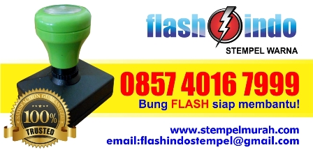 flashindo - stempel warna 9